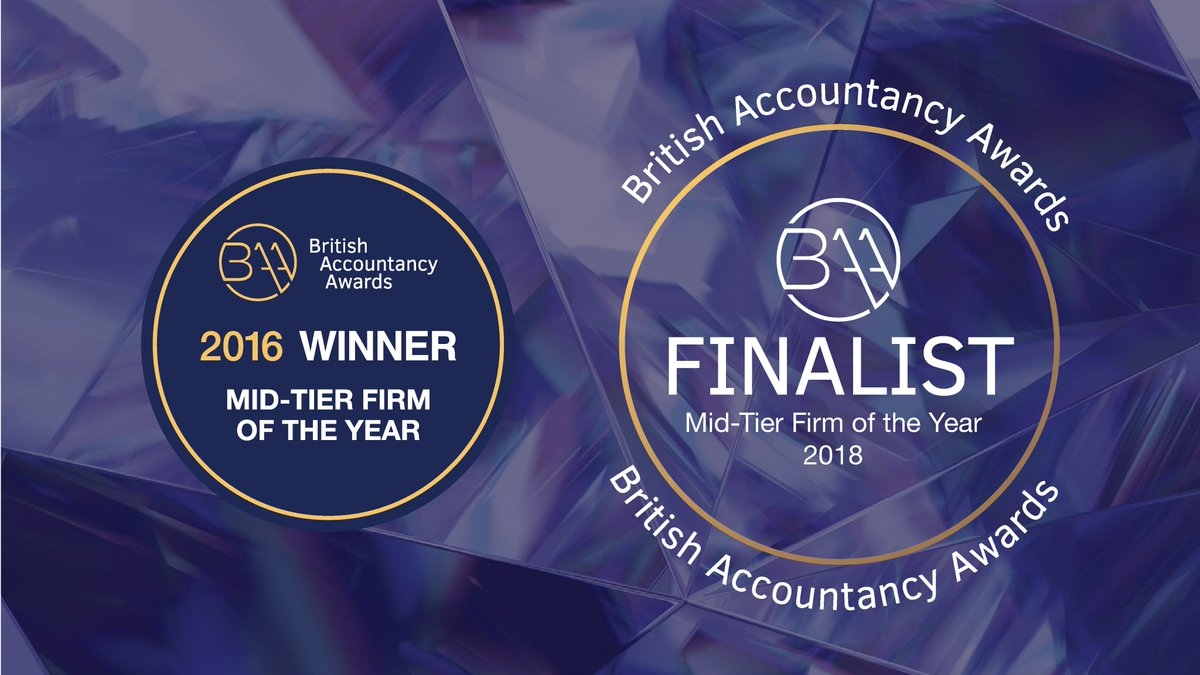 Mid Tier Accountancy Firm of the Year 2016